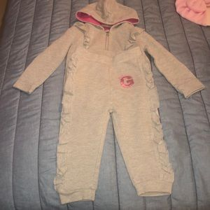 Girl Guess track suit